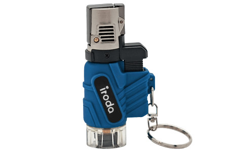 Pro-Iroda's ATAT-2057 Micro butane jet lighter perfect for outdoors and adventures from Pro-Iroda-2057 Instant Heat Micro Jet Lighter