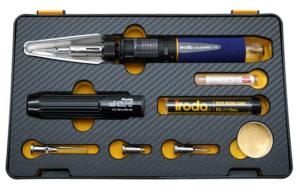 SOLDERPRO 110KB Professional Butane Soldering Iron Kit from Pro-Iroda