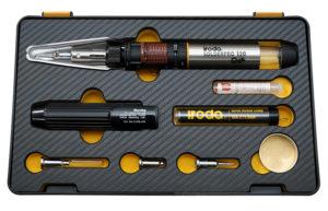 SOLDERPRO 120K Professional Butane Soldering Iron Kit from Pro-Iroda