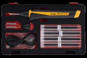 PRO-25LP USB Rechargeable Plastic Welding Iron Kit from Pro-Iroda